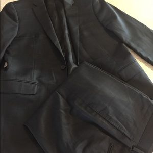 Calvin Klein suit Lord & Taylor